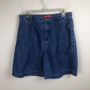 Vintage Gloria Vanderbilt High Rise Mom Shorts